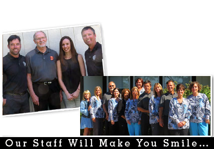 Our Staff Will Make You Smile...